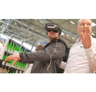 BOZZ mit Virtual Reality erleben